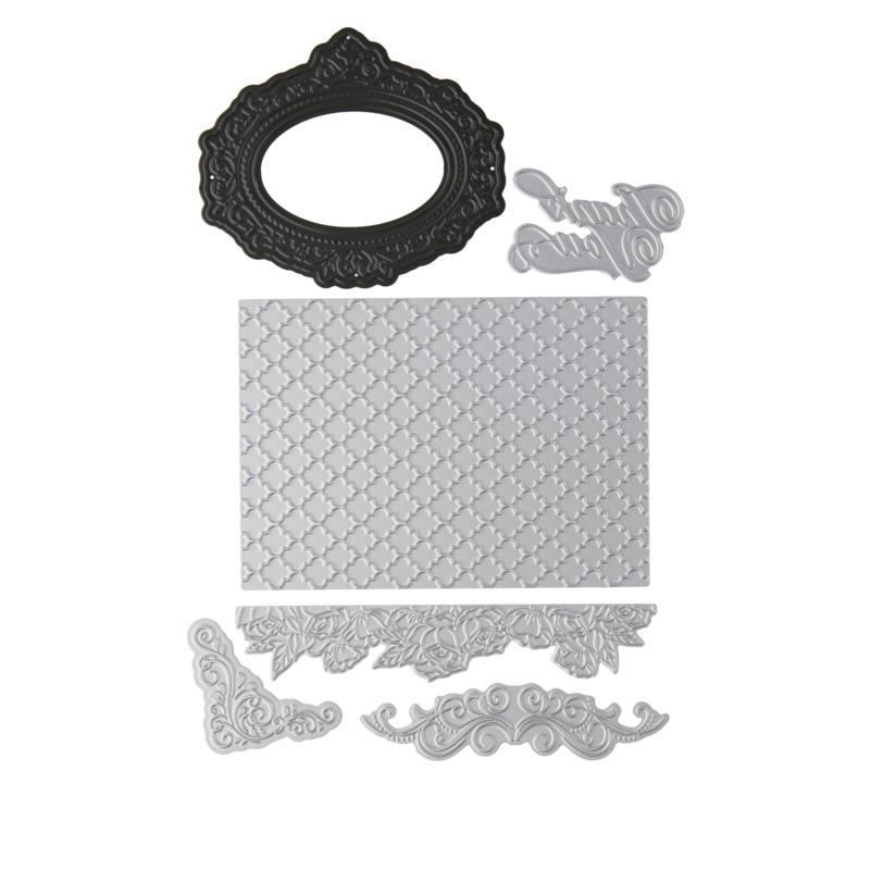 Crafter's Companion FoilPress Dies Starter Bundle