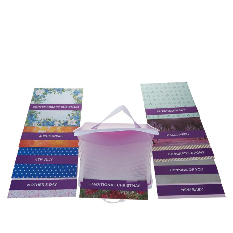 Crafter's Companion Paper and Paper Library Storage