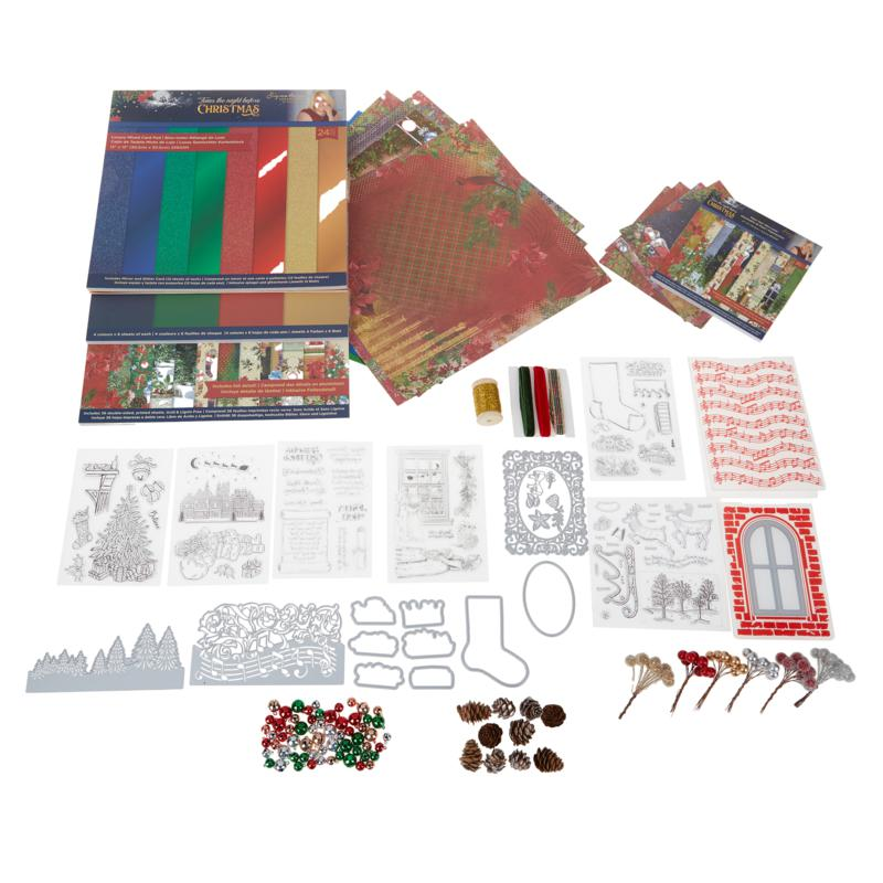 Crafter's Companion Twas the Night Before Christmas Mega Bundle