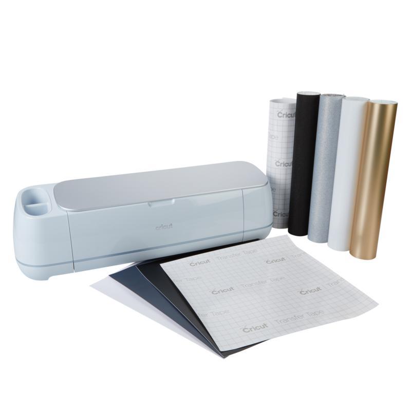 Cricut® Maker™ 3 with Smart Vinyl and Iron-On Glisten Bundle
