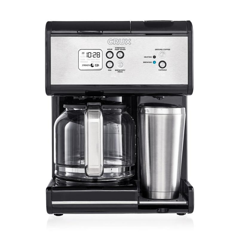 CRUX Multibrew Coffee Maker