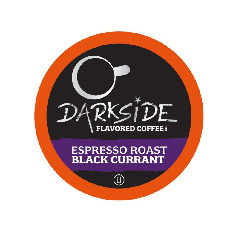 Darkside Flavored Coffee Black Current K-Cups 40-Count
