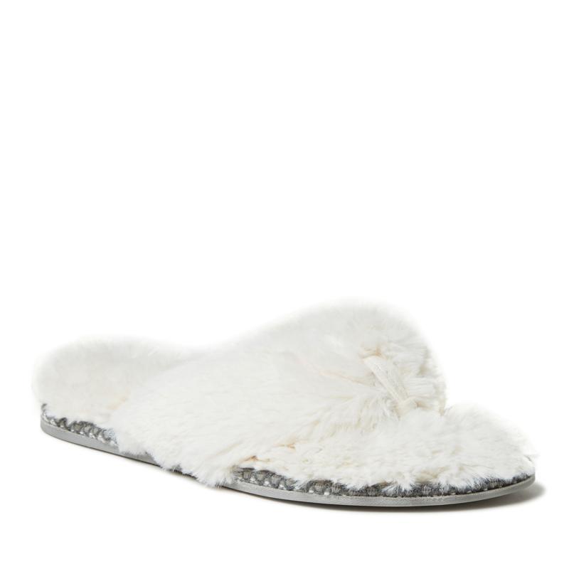 Dearfoams Pile Thong Sandal