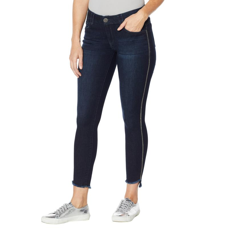 "Democracy ""Ab""solution® Embellished Stripe Jean"