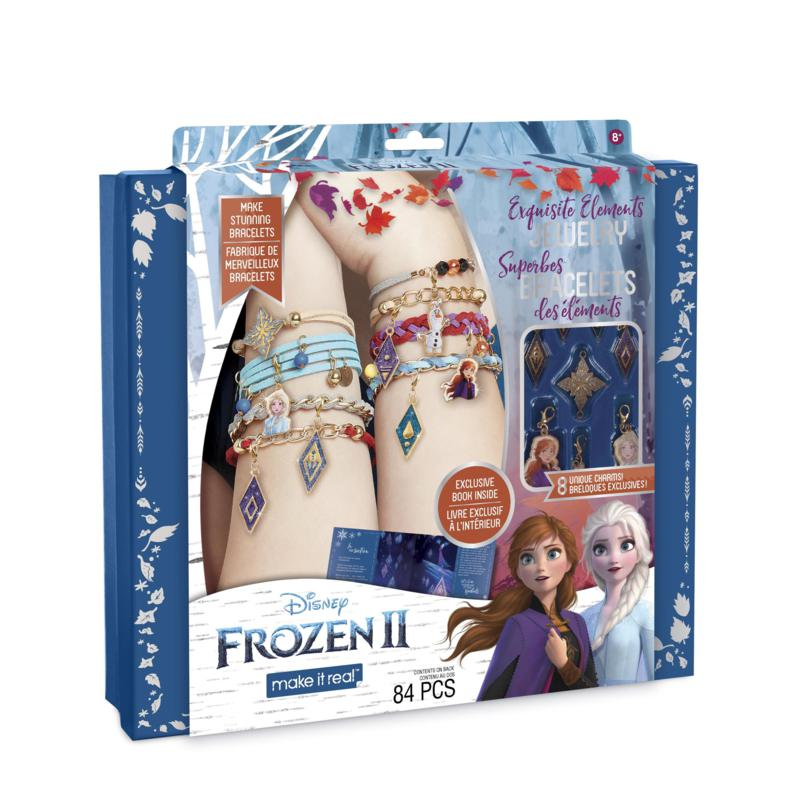 Disney Frozen 2 Exquisite Elements Jewelry