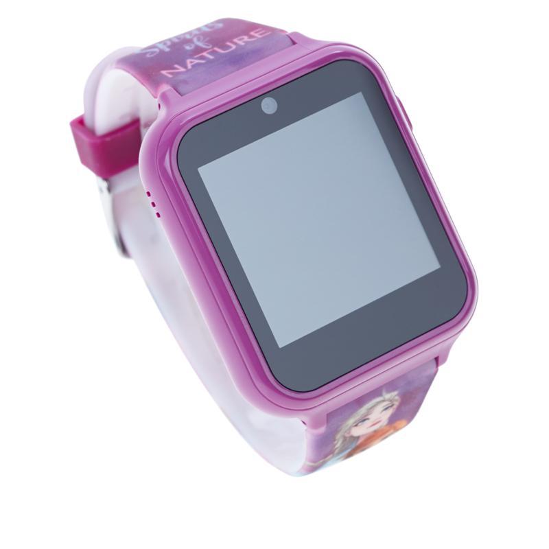 Disney Frozen Kids' Purple Interactive Smart Watch