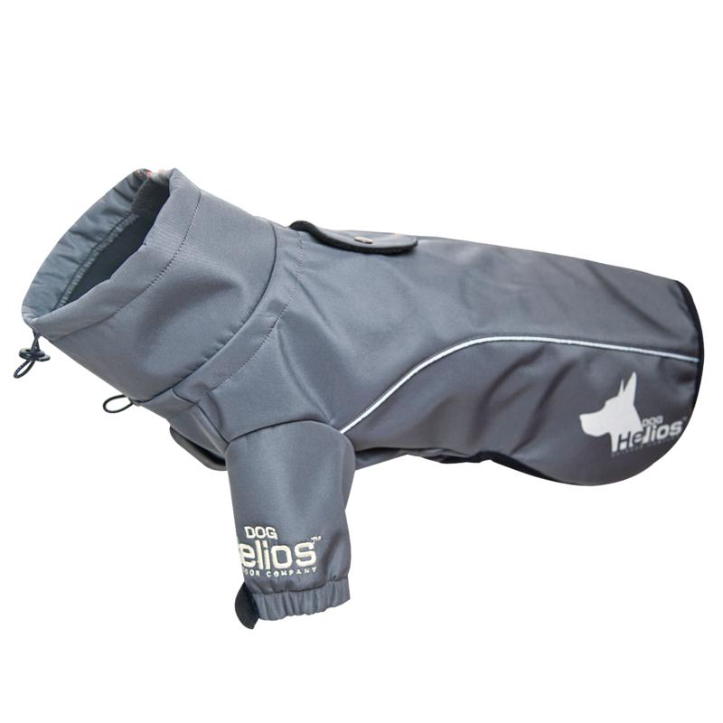 Dog Helios Extreme Softshell Performance Fleece Dog Coat