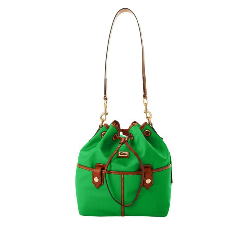 Dooney & Bourke Nylon Large Drawstring Bag