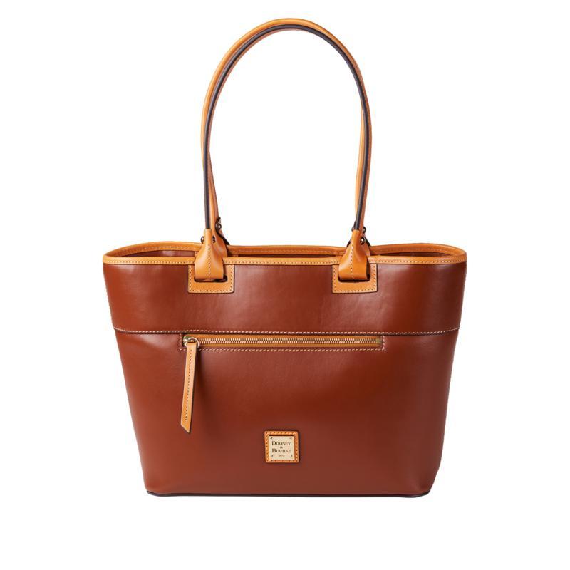 Dooney /& Bourke Wexford Leather Crossbody Pouch Shoulder Bag