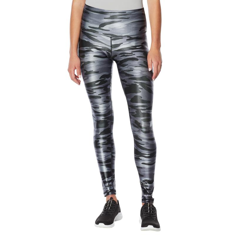 DYI High-Shine Printed Legging