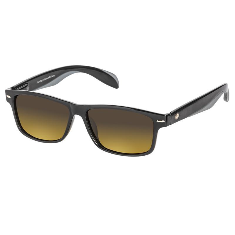 Eagle Eyes Casey Black TriLenium Polarized Sunglasses