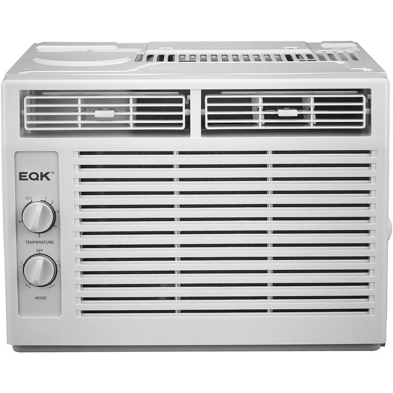 Emerson 5,000 BTU Window Air Conditioner w/Mechanical Rotary Controls