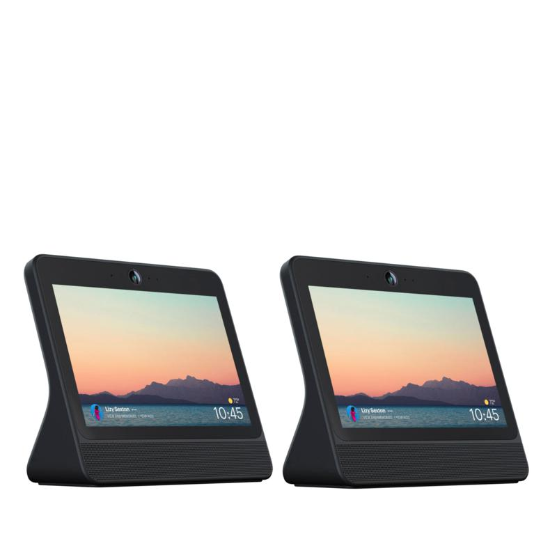 Facebook Portal 2-Pack Smart Display with Alexa and Video Calling