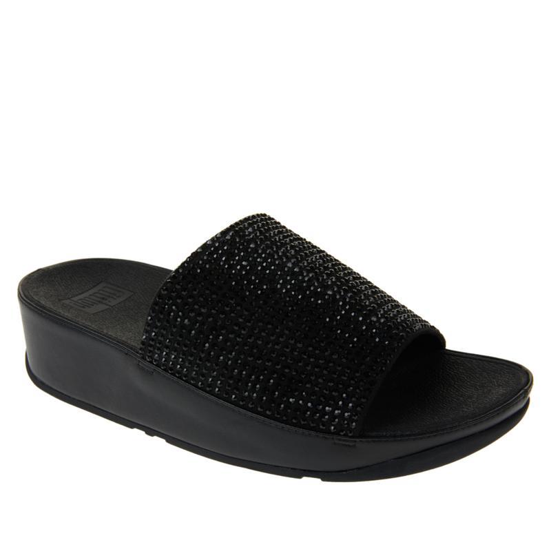 FitFlop Ginny Glitz Slide Sandal