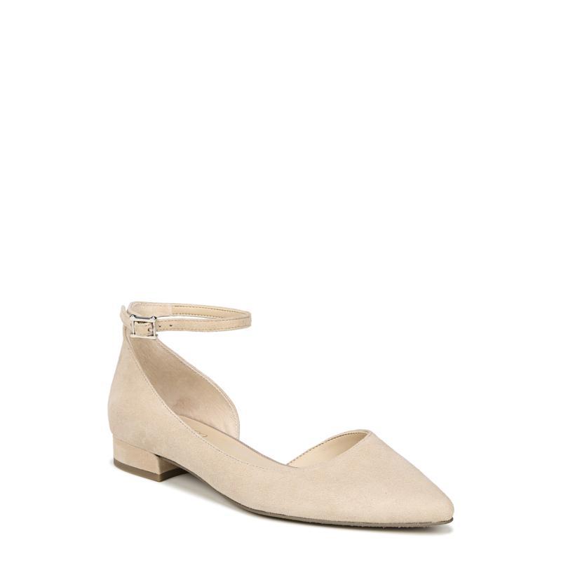Franco Sarto Slide Leather Flat