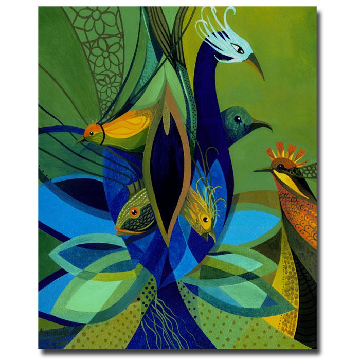 "Giclee Print - Exotic Nature 18"" x 24"""