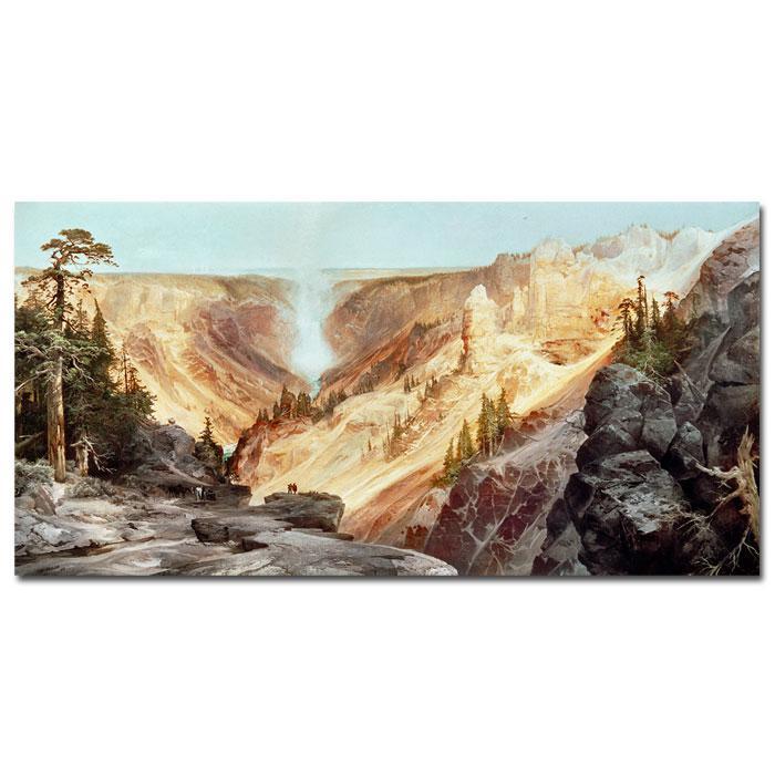 Giclee Print - The Grand Yellowstone
