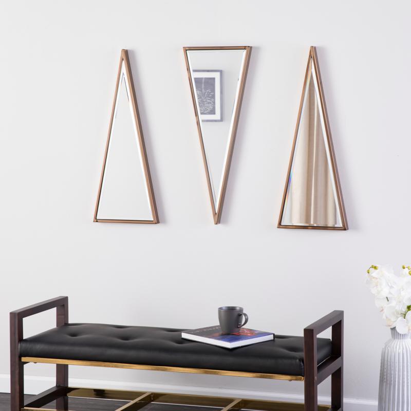 Holly & Martin Wykes 3-piece Mirror Set