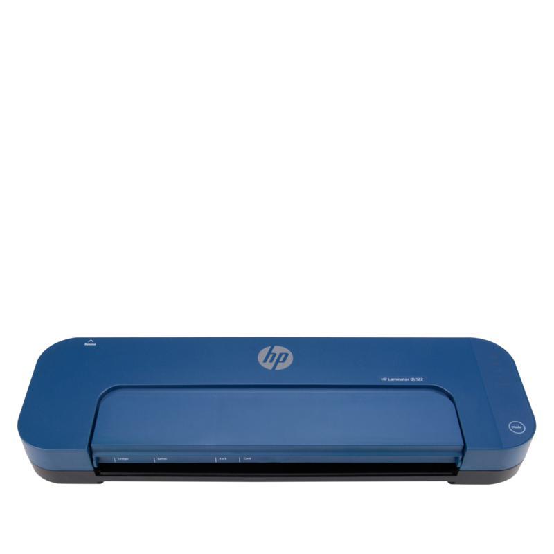 """HP 12"""" Laminator with Starter Kit"""