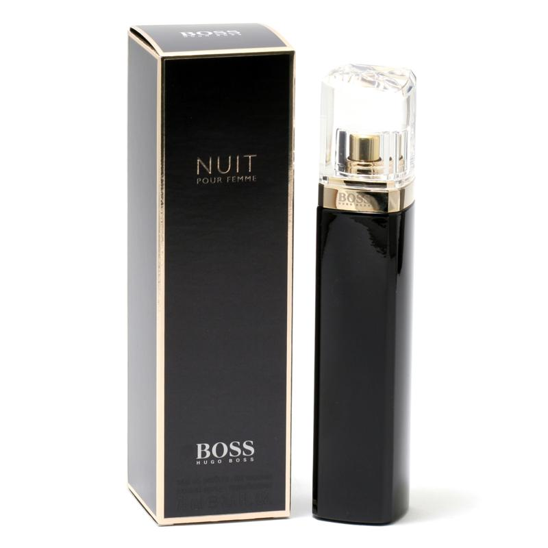 Hugo Boss Nuit Ladies 2.5 oz. Eau De Parfum Spray