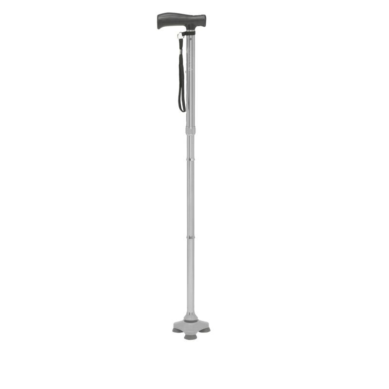 HurryCane® Freestanding All-Terrain Walking Cane