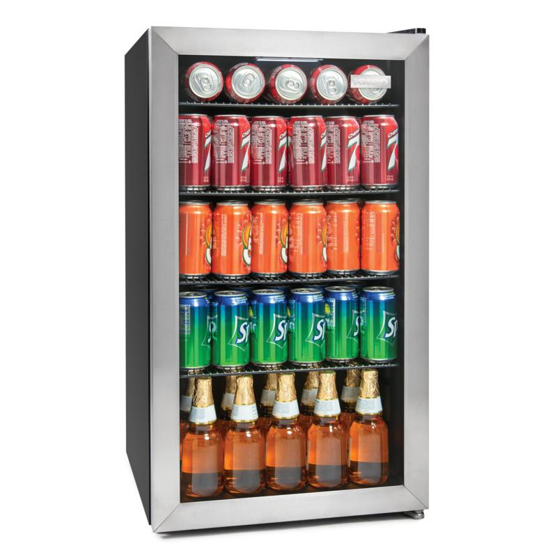 Igloo IBC35SS 135-Can Stainless Steel Beverage Cooler