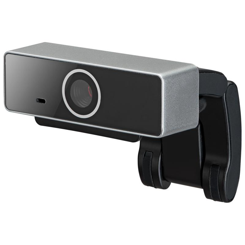 iLive 1080p Full HD Webcam with Microphone