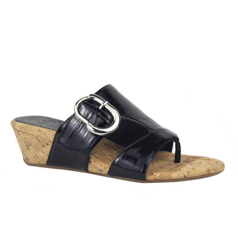 IMPO International Givana Wedge Sandal with Memory Foam