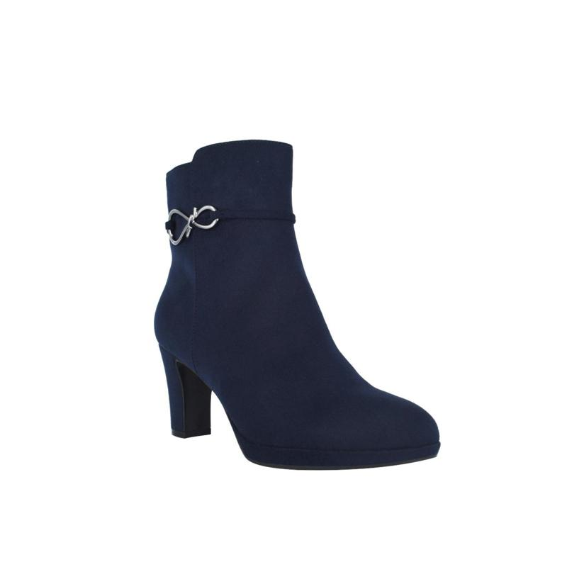 Impo Vince Platform Bootie with Memory Foam