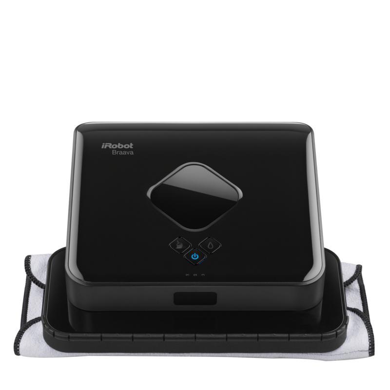 iRobot® Braava 380t Sweeping & Mopping Robot