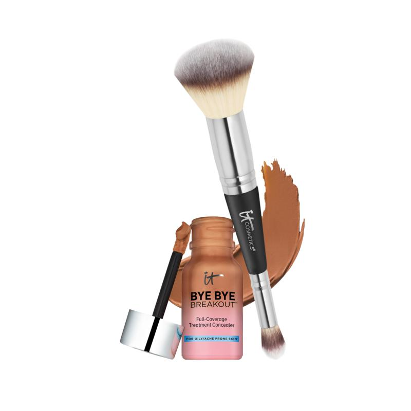 IT Cosmetics Bye Bye Breakout Concealer with Brush