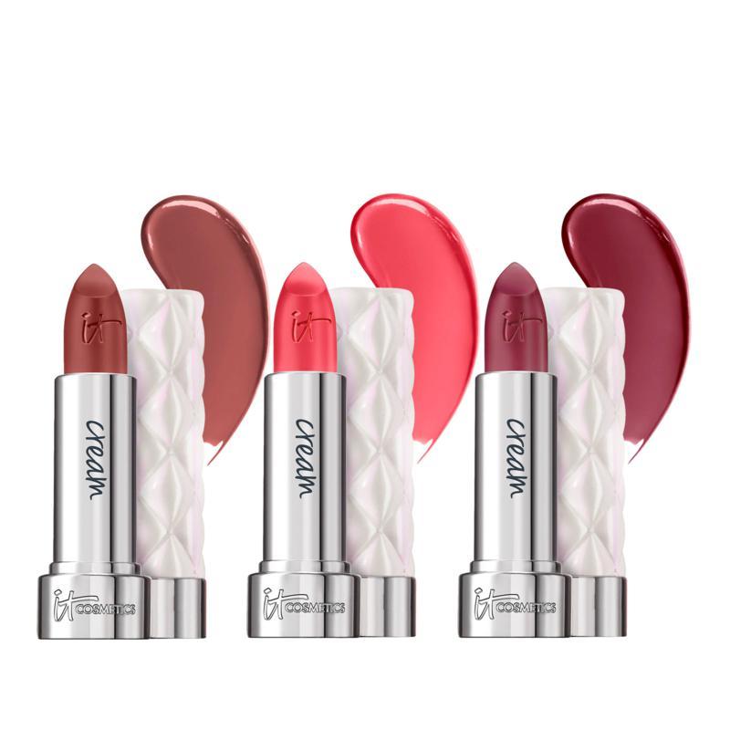 IT Cosmetics Pillow Lips High Pigment Lipstick Trio