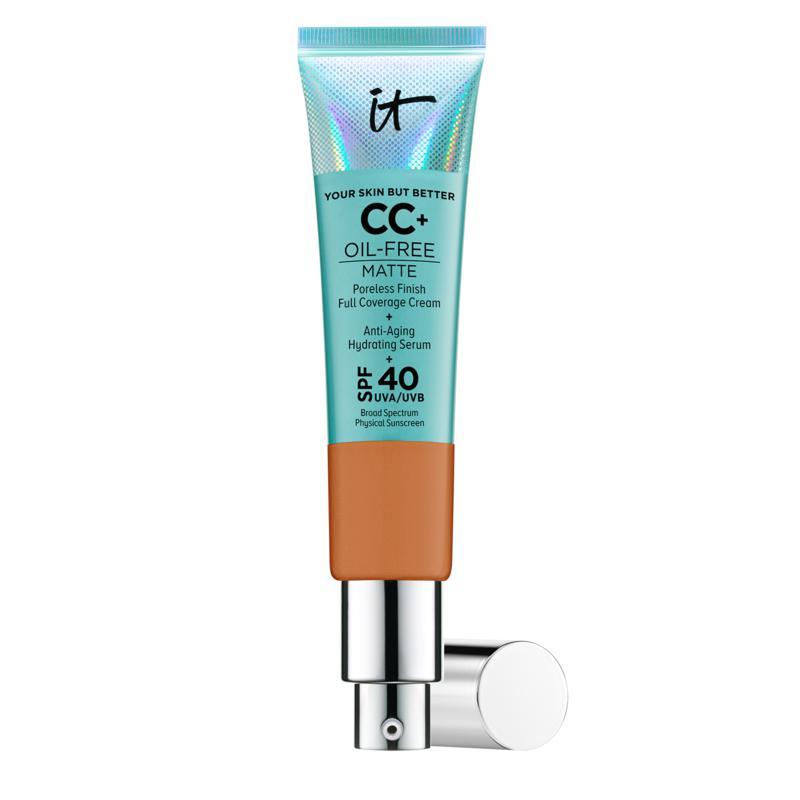 IT Cosmetics Your Skin But Better CC Plus Oil Free Matte SPF 40 Plus