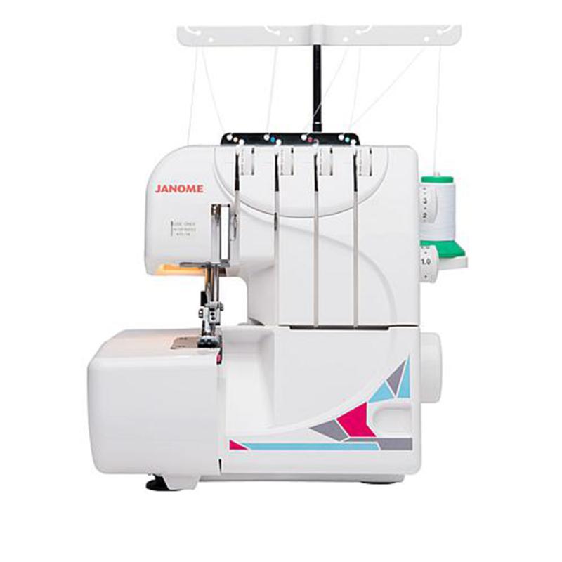 Janome MOD 8933D 3 and 4 Thread Serger Machine