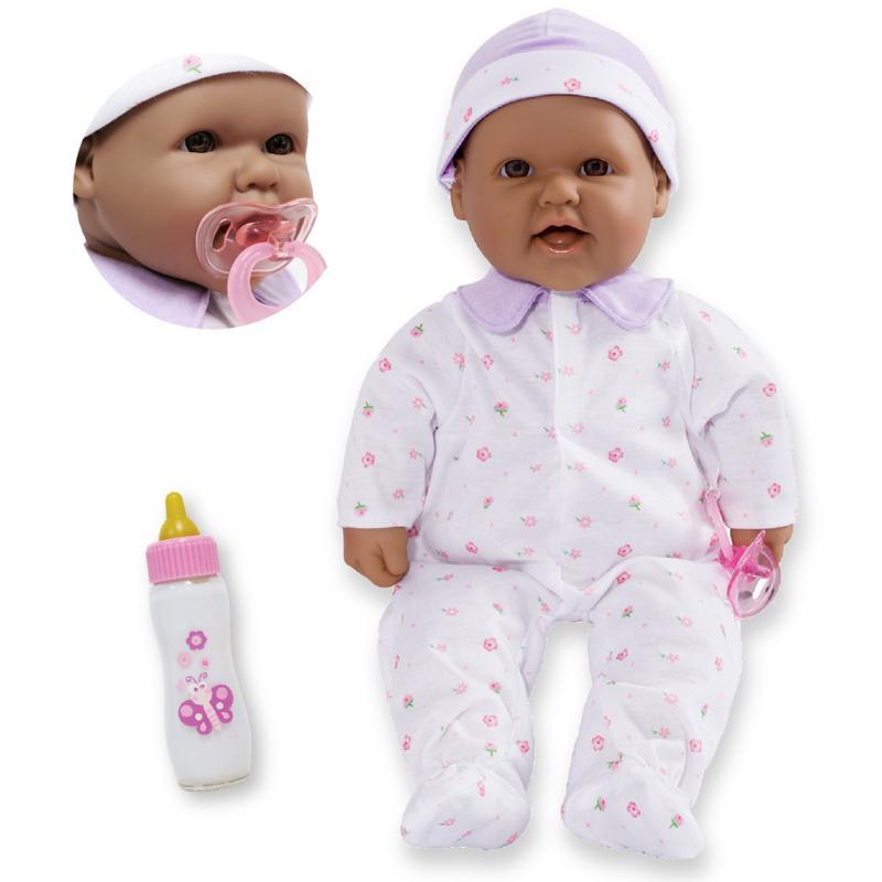 """JC Toys La Baby 16"""" Hispanic Soft Body Baby Doll"""