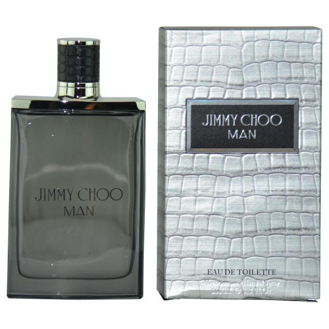 Jimmy Choo by Jimmy Choo Eau de Toilette Spray for Men