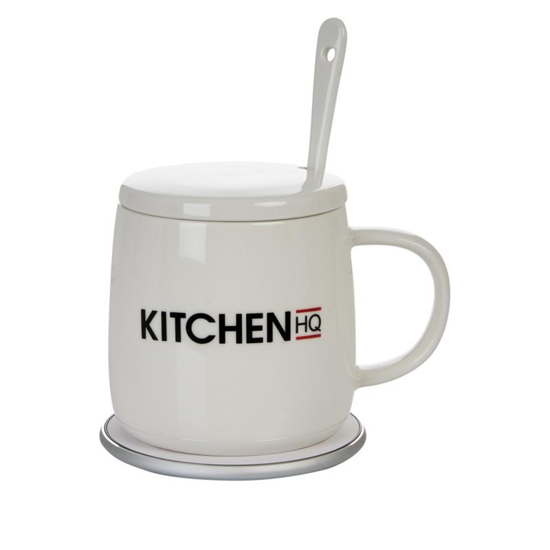 Kitchen HQ Temperature-Controlled Smart Mug