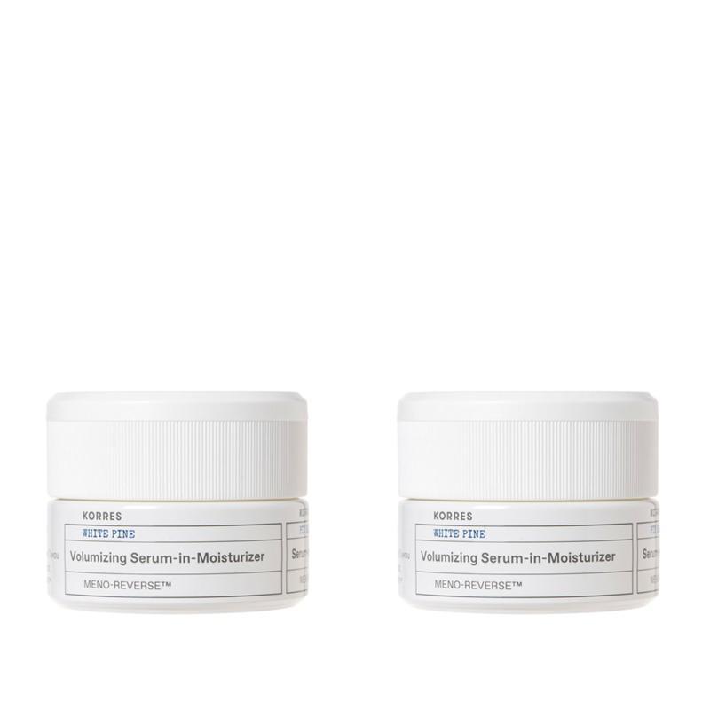 Korres 2-piece Volumizing Meno-Reverse™ Serum-in-Cream