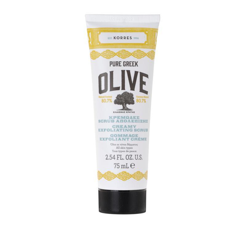 Korres Greek Olive Oil Exfoliating Scrub