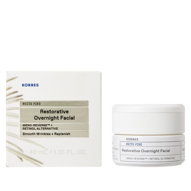 Korres Meno-Reverse™ Restorative Overnight Facial