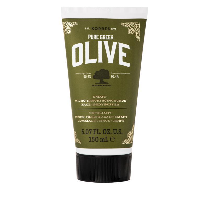 Korres Olive Oil Micro-Resurfacing Face & Body Scrub