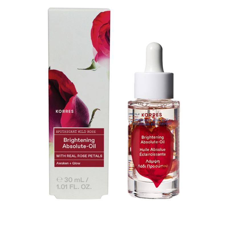 Korres Wild Rose Brightening Absolute Oil - 1.01 fl. oz.