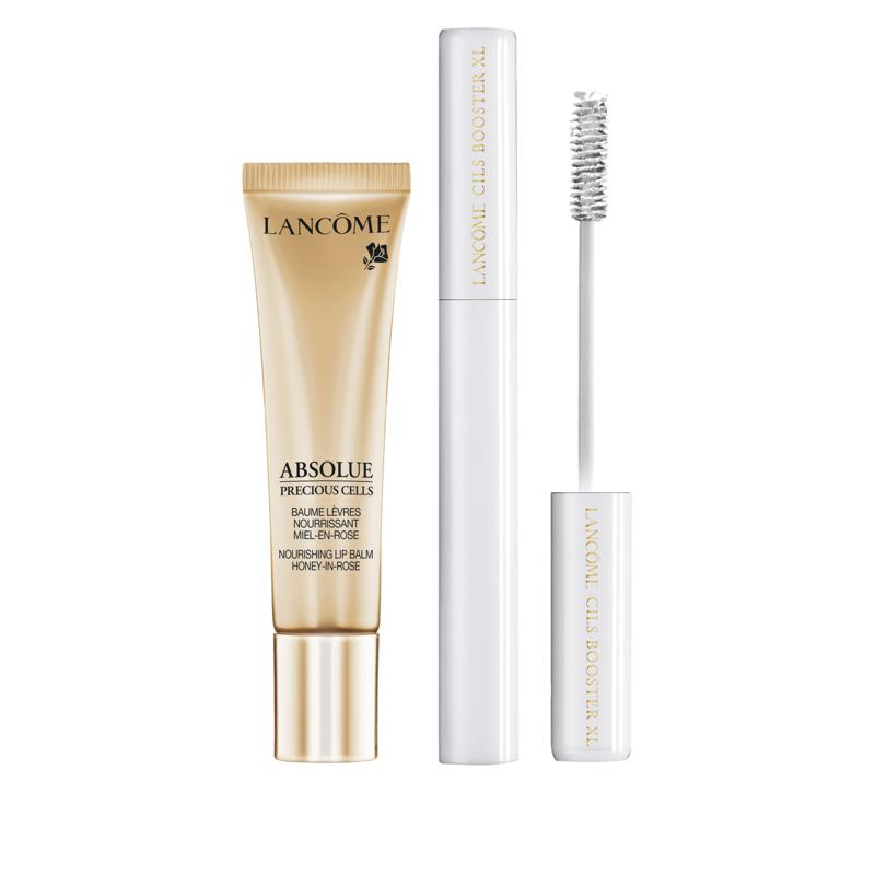 Lancôme Absolue Silky Lip and Cils Booster Set