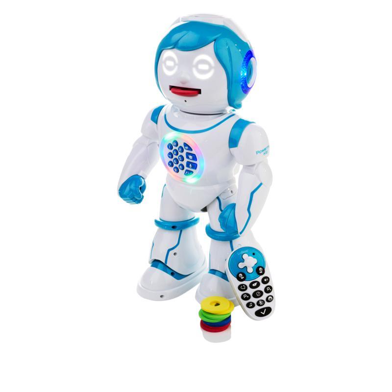 Lexibook PowerMan Kid Bilingual Robot with Remote