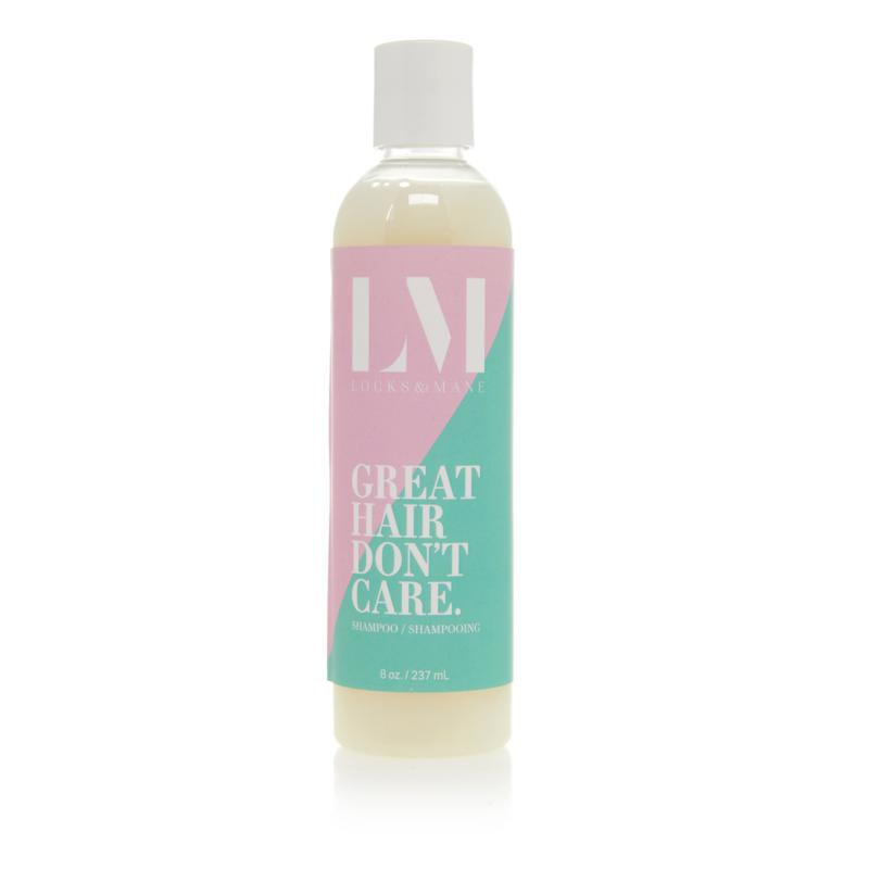 Locks & Mane Great Hair Don't Care Shampoo