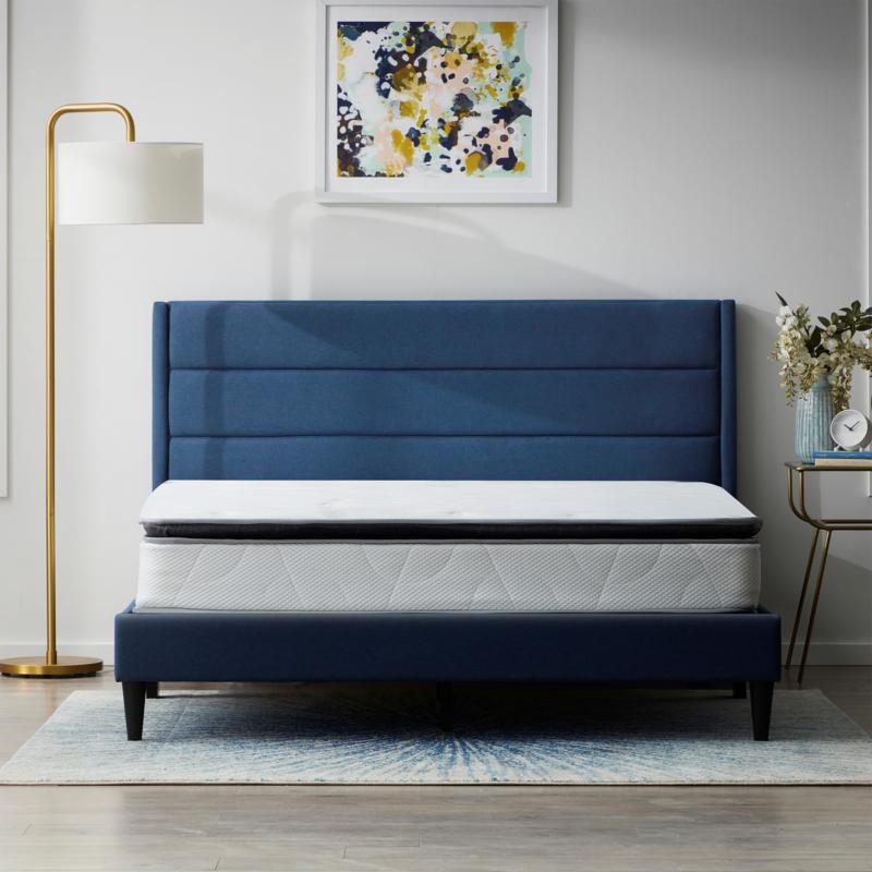 """Lucid 10"""" Refresh Luxe Pillowtop Hybrid Twin XL Mattress"""