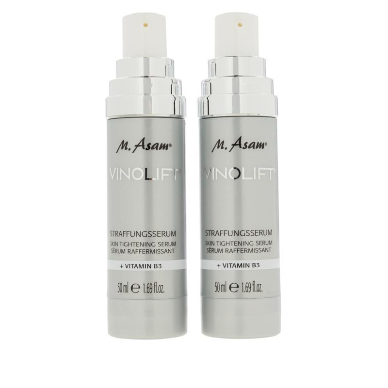 M. Asam 2-pack 1.69 fl. oz. Vinolift® Skin Tightening Serum