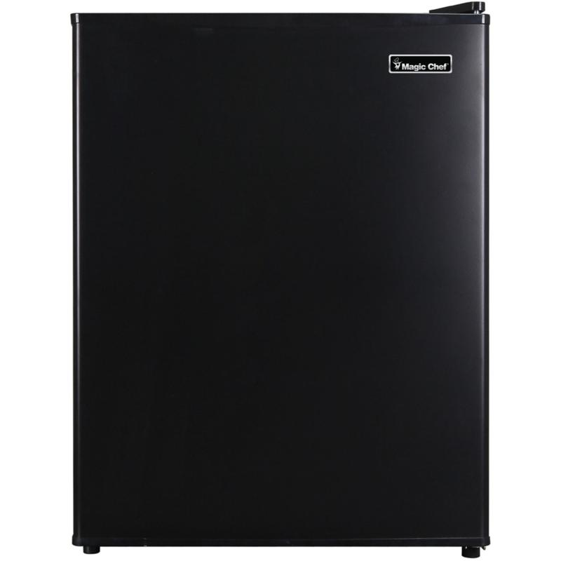 Magic Chef 2.4 Cu. Ft. Mini All-Refrigerator - Black