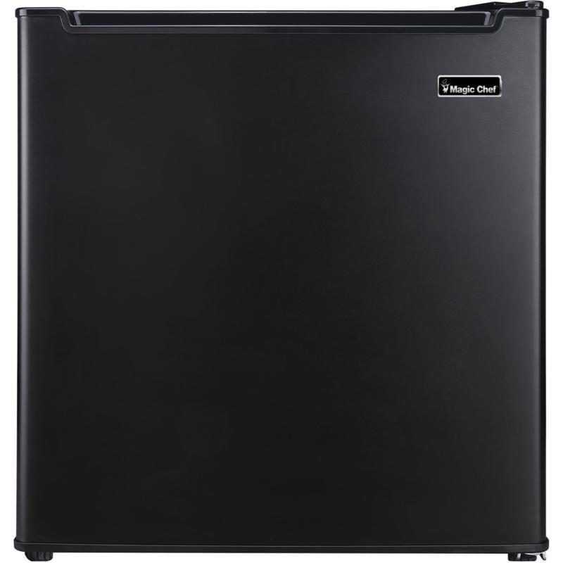 Magic Chef Black 1.7 Cu. Ft. Mini Refrigerator w/Chiller Compartment