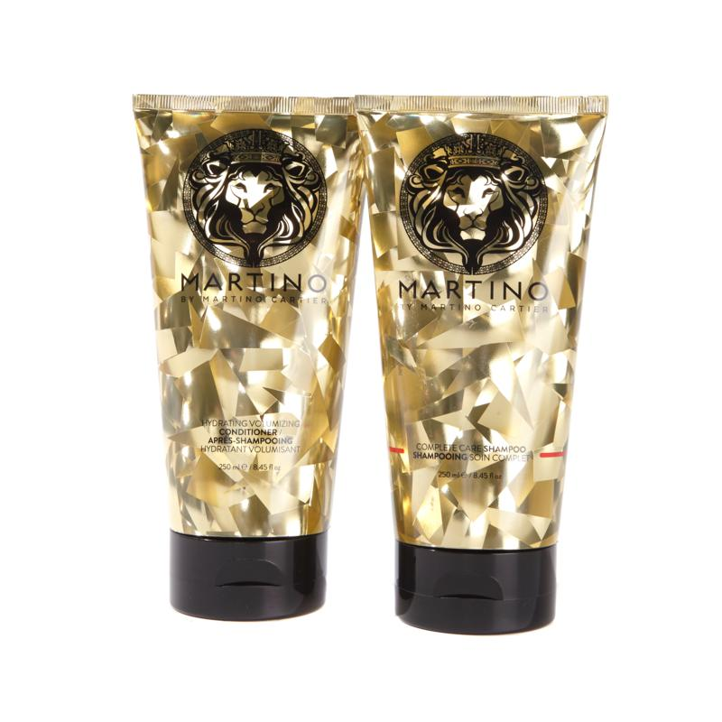 Martino Cartier Volumizing Shampoo & Conditioner Set